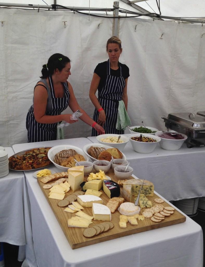 Pembrokeshire cheeses redbull
